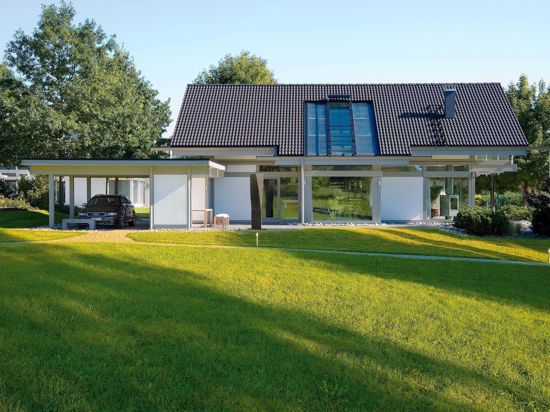 Musterhaus HUF Haus ART 3 - HUF HAUS