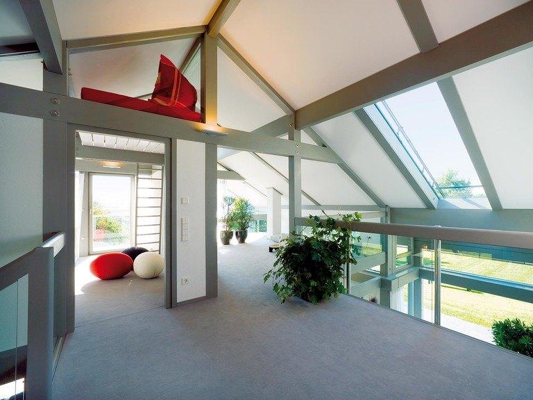 Musterhaus HUF Haus ART 3 - Obergeschoss