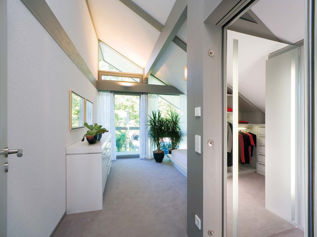 musterhaus huf haus art 3 huf haus. Black Bedroom Furniture Sets. Home Design Ideas