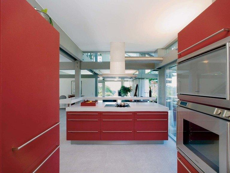 Musterhaus HUF Haus ART 3 - Küche