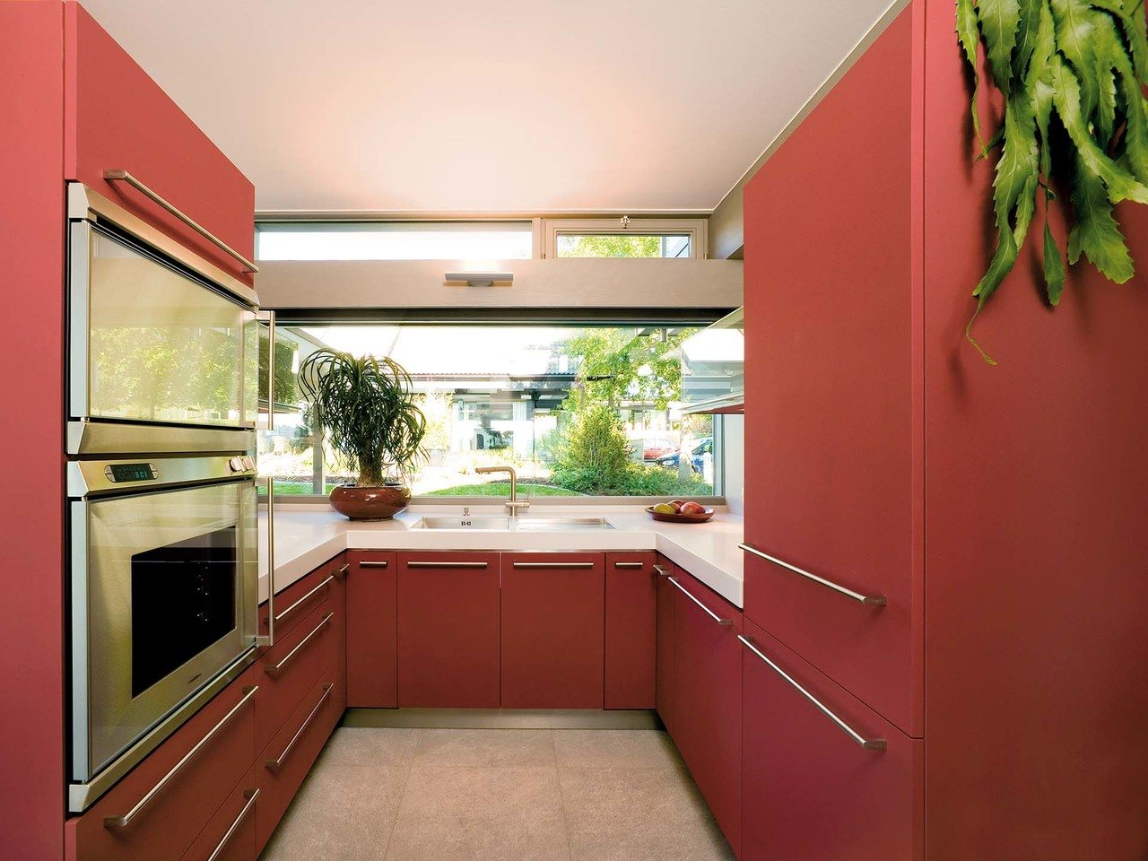 Musterhaus HUF Haus ART 3 - Küche 2