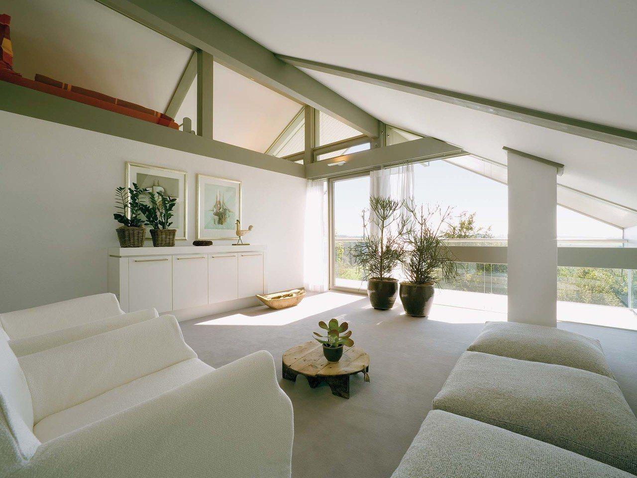 Musterhaus HUF Haus ART 3 - OG