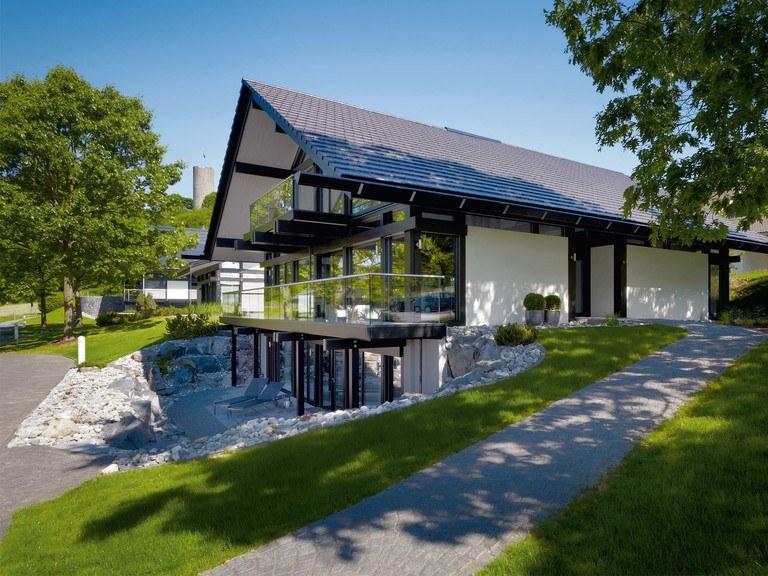 Musterhaus HUF Haus ART 5 - Ansicht 2