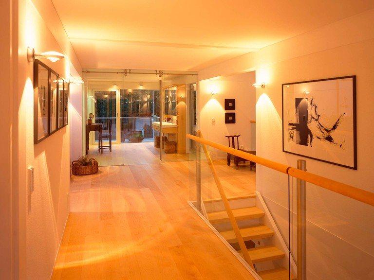 Musterhaus HUF Haus ART 6 - Obergeschoss
