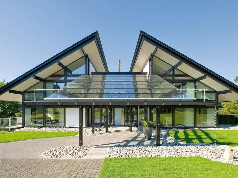 Musterhaus HUF Haus ART 9