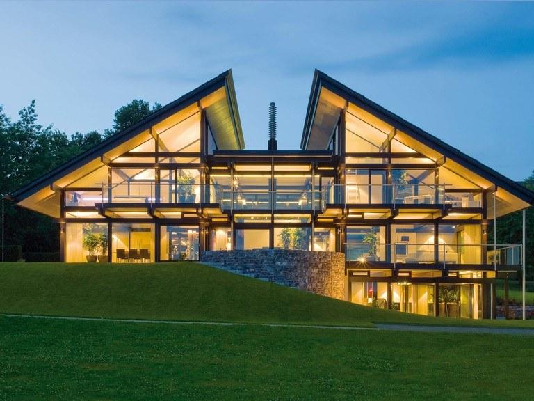 Musterhaus HUF Haus ART 9 - Ansicht 3