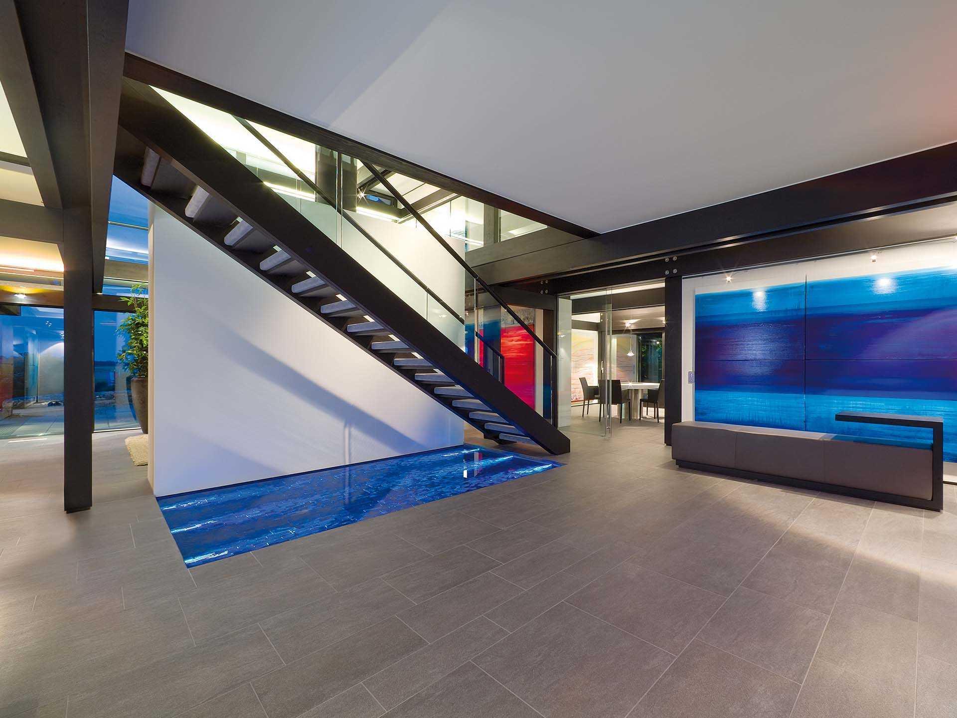 musterhaus huf haus art 9 huf haus. Black Bedroom Furniture Sets. Home Design Ideas