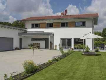Individuell geplantes Kundenhaus 6 - WOLF System Haus