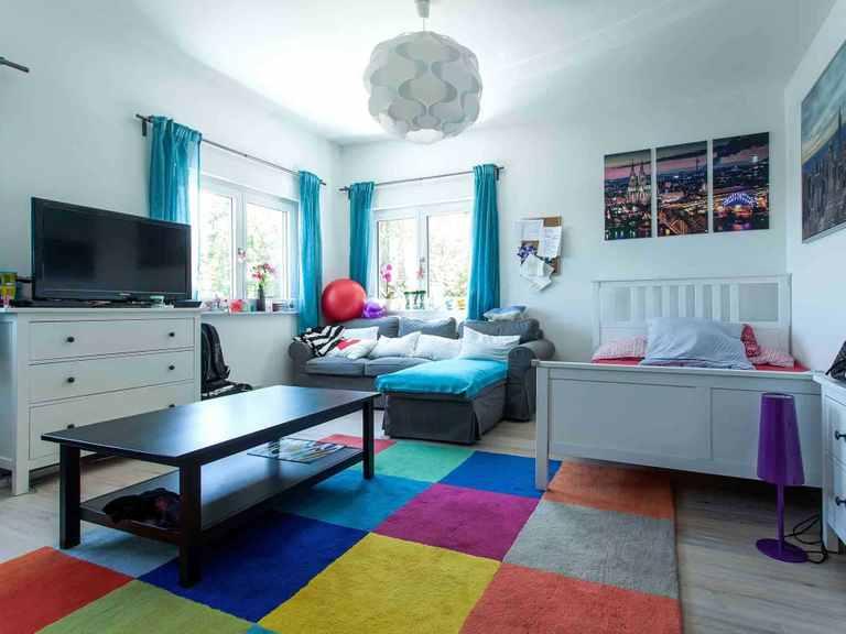 Individuell geplantes Kundenhaus 7 - WOLF System Haus Jugendzimmer