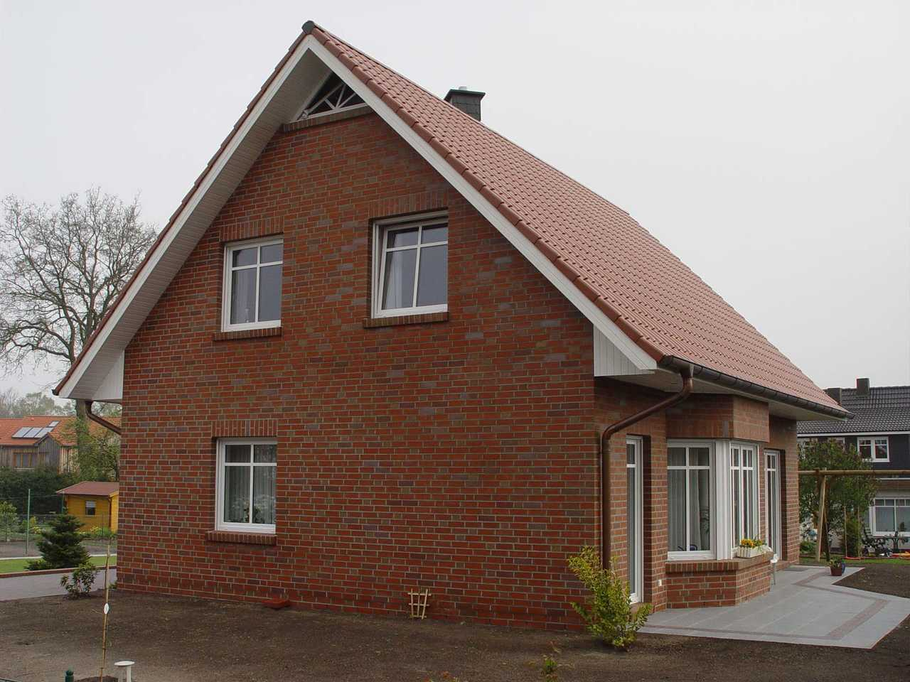 Friesenhaus Hanekamp Ansicht 2