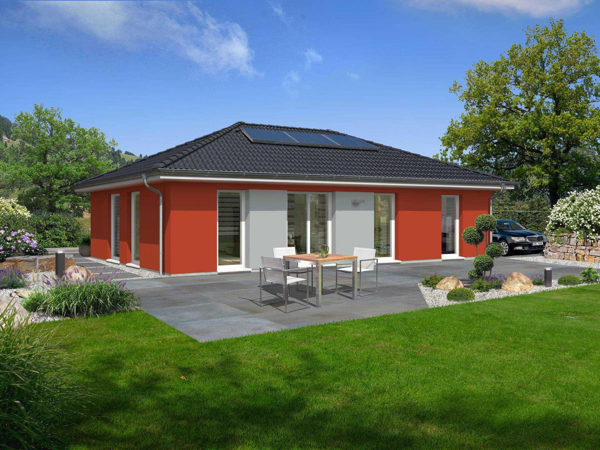massivhaus bungalow 110 anke brietzke town country. Black Bedroom Furniture Sets. Home Design Ideas