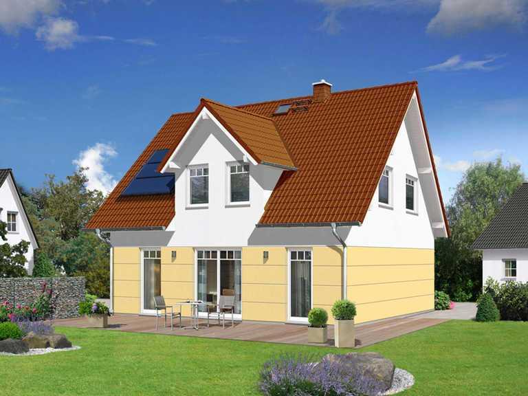 Haus Flair 125 mit Zwerchdach 2
