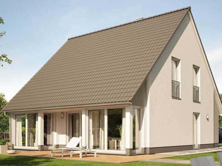 Klassisches Einfamilienhaus Country C2