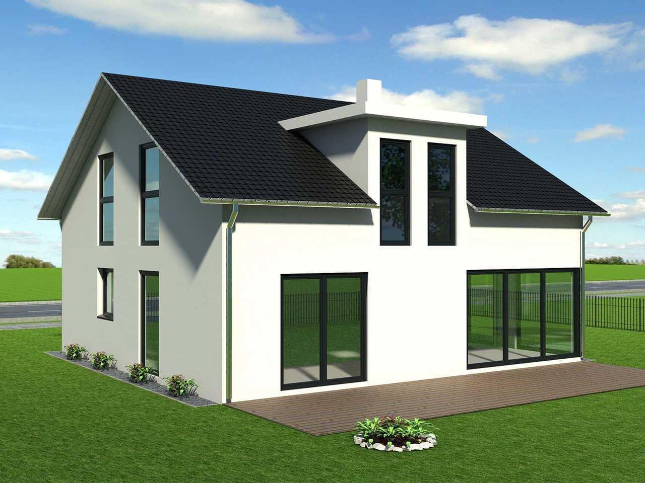 FamilienHaus - Fensterle Bauunternehmen