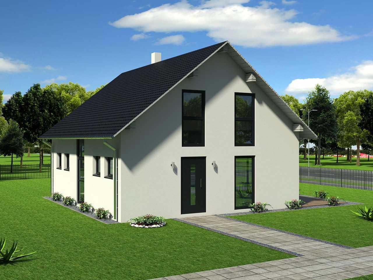 FamilienHaus 203 - Fensterle Bauunternehmen