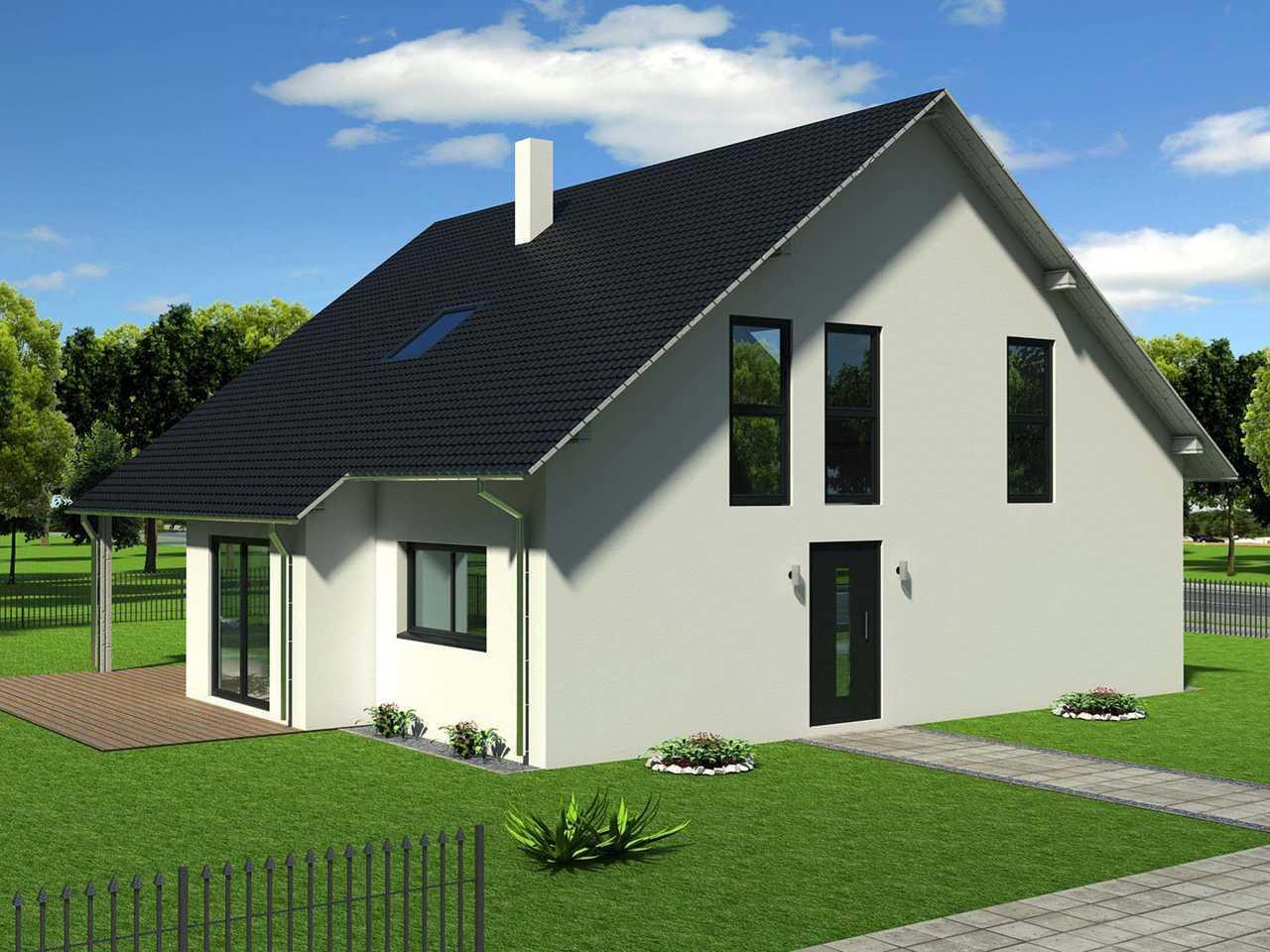 FamilienHaus 207 Fensterle Bauunternehmen
