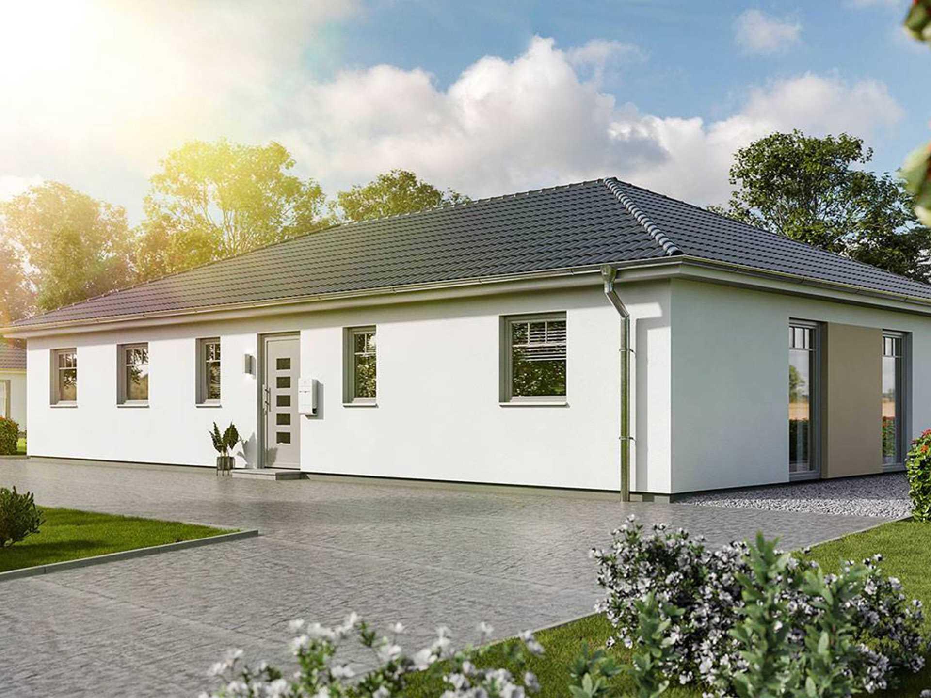 Bungalow 131 Town Country Haus Musterhausnet