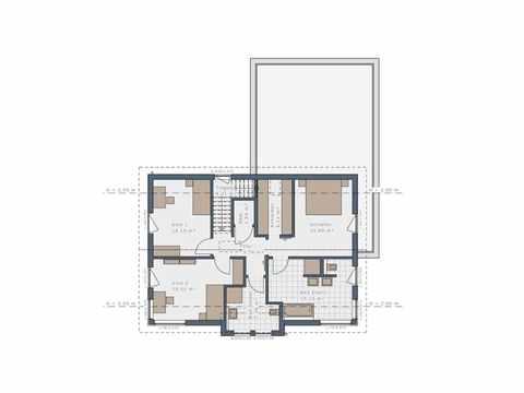 Einfamilienhaus Selection-E-169 E4 - Schwabenhaus Grundriss OG