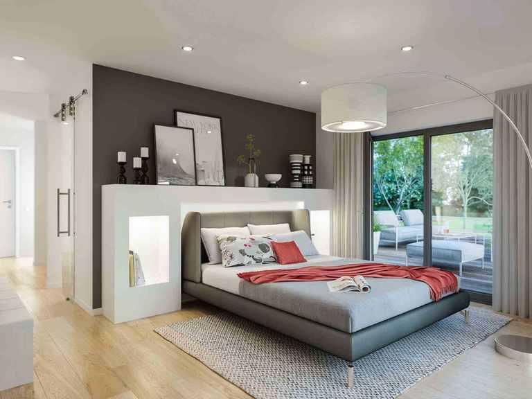 Einfamilienhaus Selection-E-169 E4 - Schwabenhaus Schlafzimmer