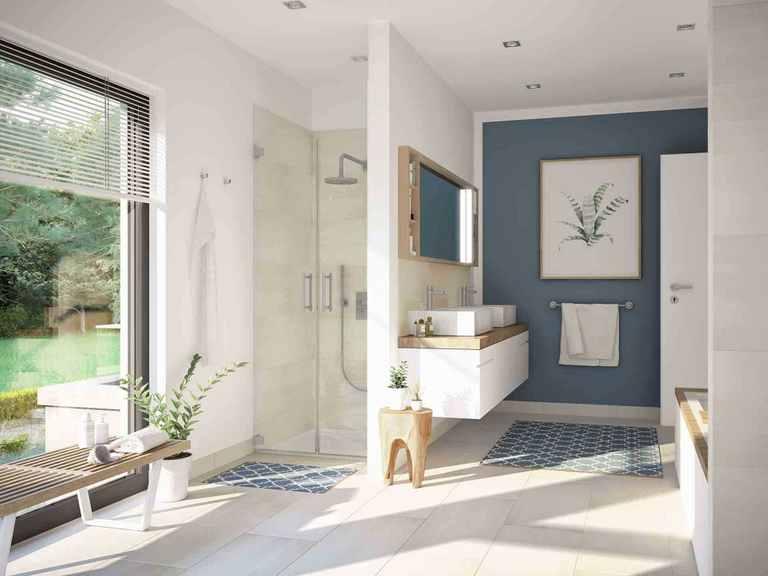 Einfamilienhaus Selection-E-169 E2 - Schwabenhaus Badezimmer