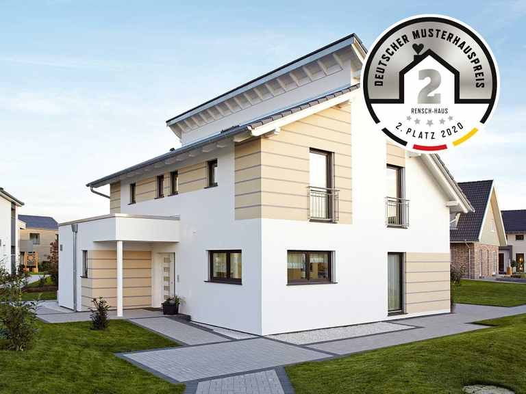 Musterhaus Avenio - RENSCH-HAUS