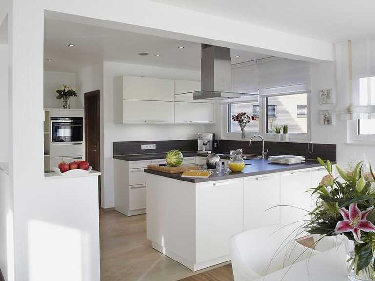 Musterhaus Avenio Küche