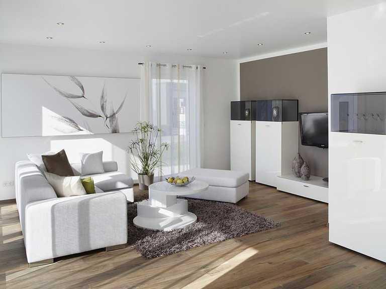 Musterhaus Avenio Wohnzimmer
