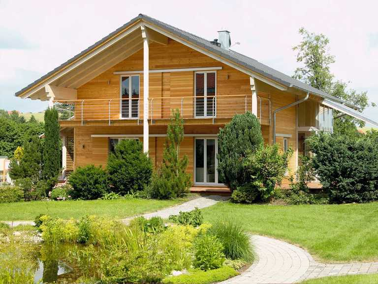 Referenzhaus Rosenheim - Sonnleitner Holzbauwerke