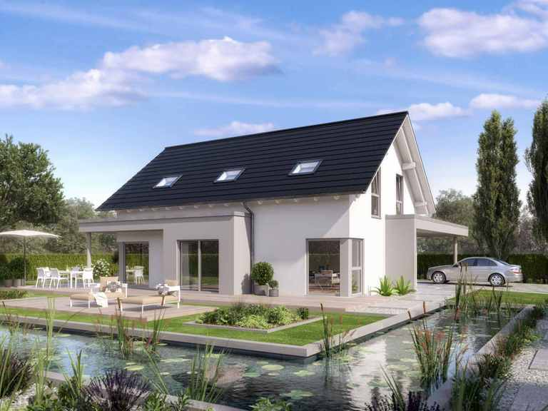 Einfamilienhaus Selection-E-169 E1 - Schwabenhaus
