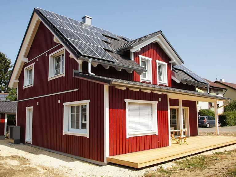 Schwedenhaus 160 Ansicht 2
