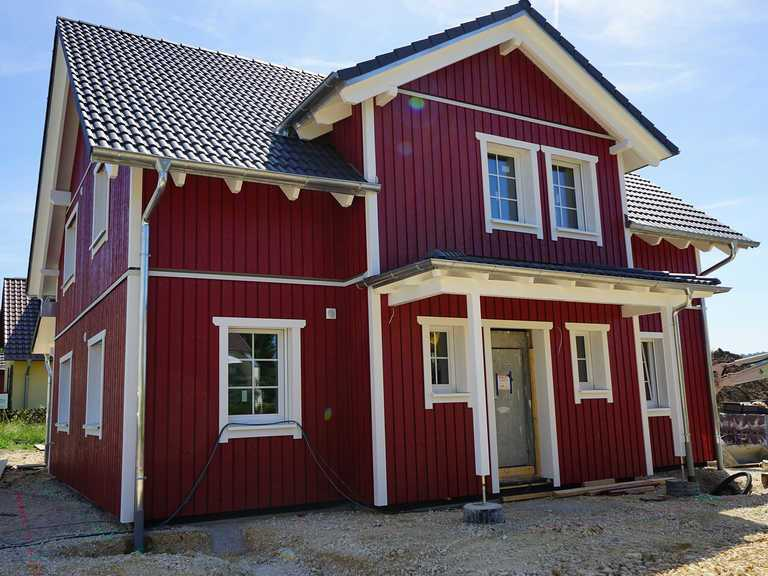 Schwedenhaus 160 Ansicht 4