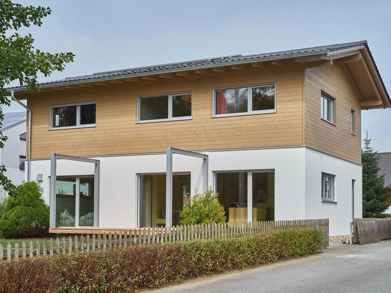 Referenzhaus Casa-Vita Außenansicht 2