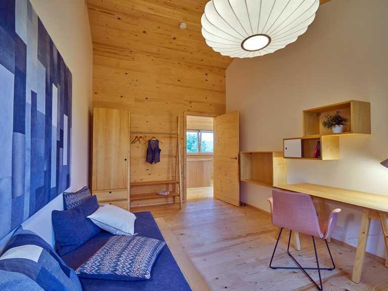 Referenzhaus Casa-Vita Arbeitszimmer