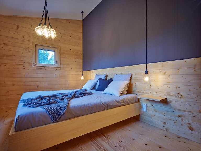 Referenzhaus Casa-Vita Schlafzimmer