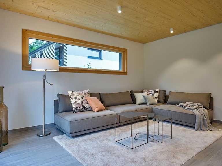 Referenzhaus Casa-Vita Wohnzimmer