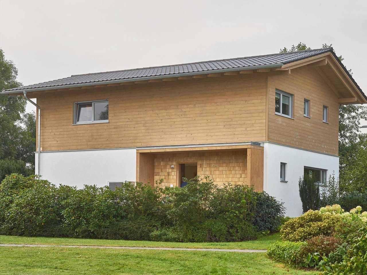 Referenzhaus Casa-Vita Außenansicht 3