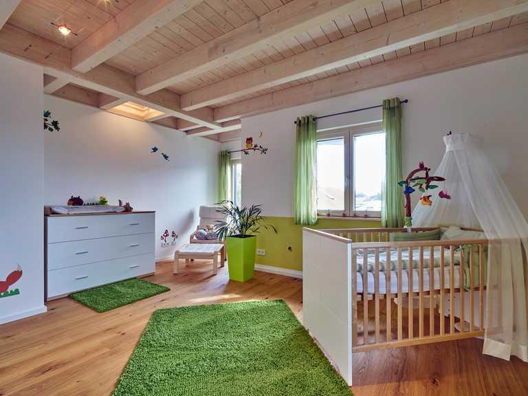 Kundenhaus Stefani Kinderzimmer