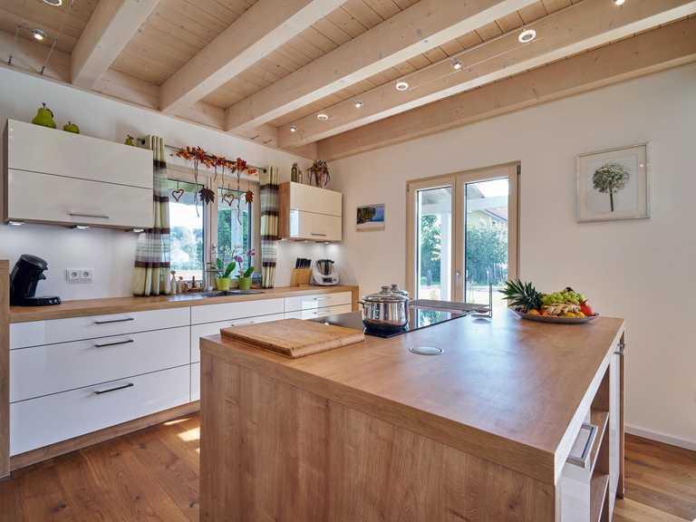 Kundenhaus Stefani Küche