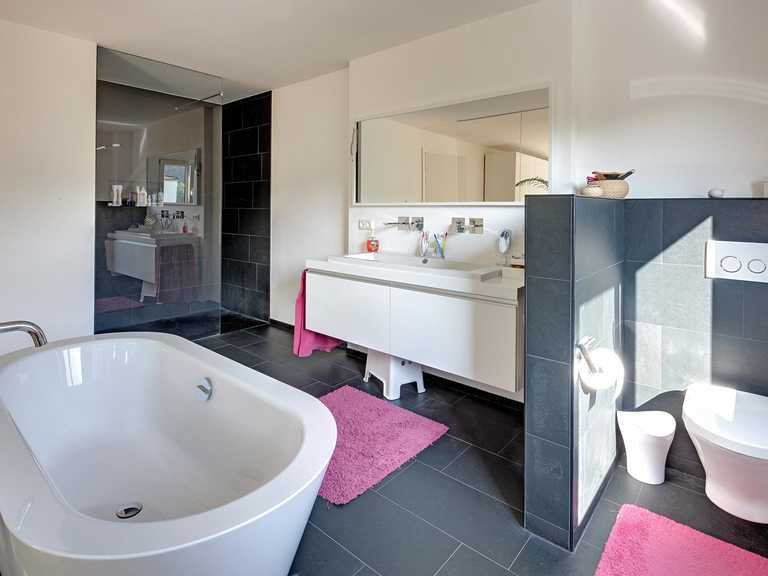 Kundenhaus Gwandtner Badezimmer 1
