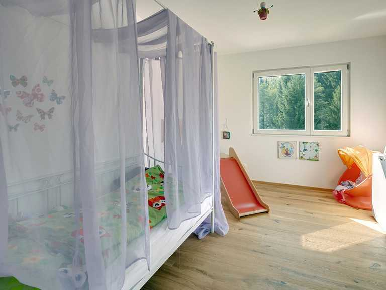 Kundenhaus Gwandtner Kinderzimmer