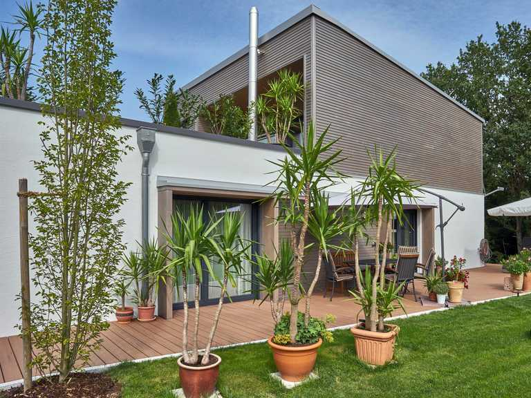 Kundenhaus Rodler Garten