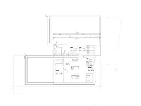 Kundenhaus Rodler Grundriss OG