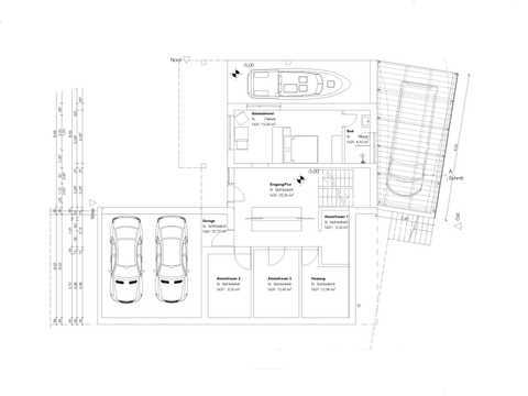 Kundenhaus Rodler Grundriss UG
