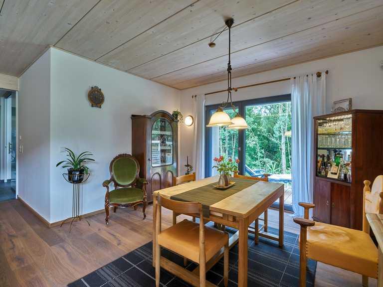 Kundenhaus Rodler Esszimmer