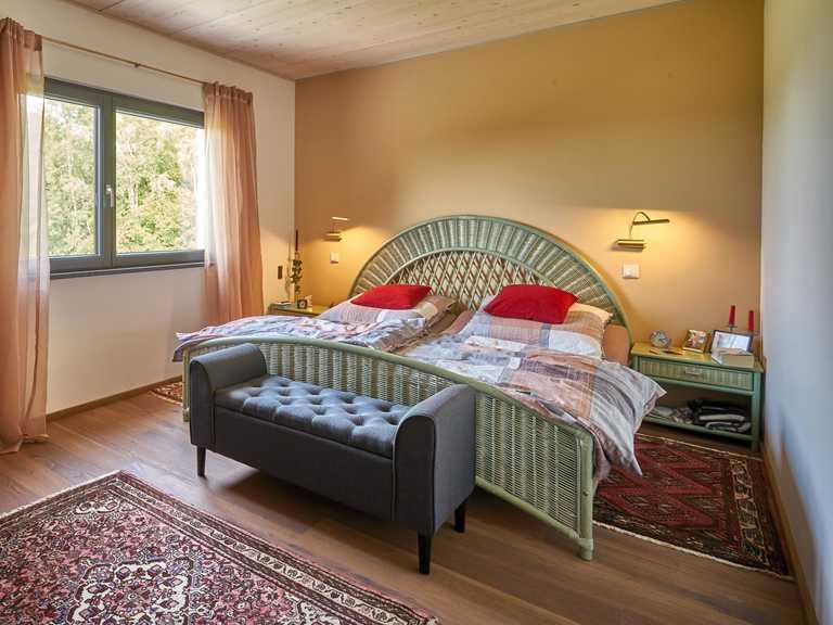 Kundenhaus Rodler Schlafzimmer
