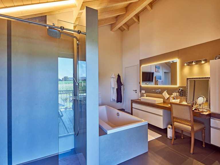 Kundenhaus Niederhofer Badezimmer