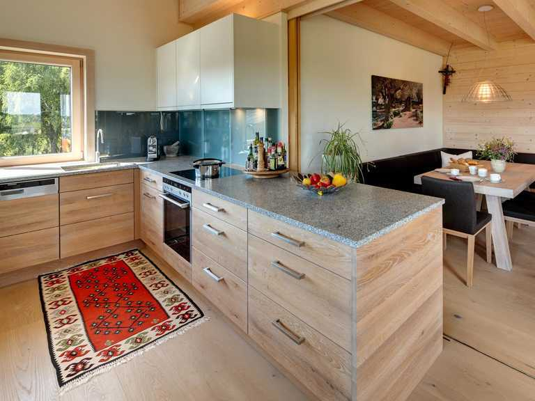 Kundenhaus Fischer Offene Küche