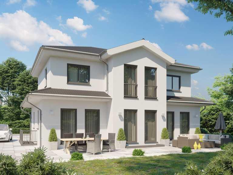 Stadtvilla Solera DIALUXE Massivhaus