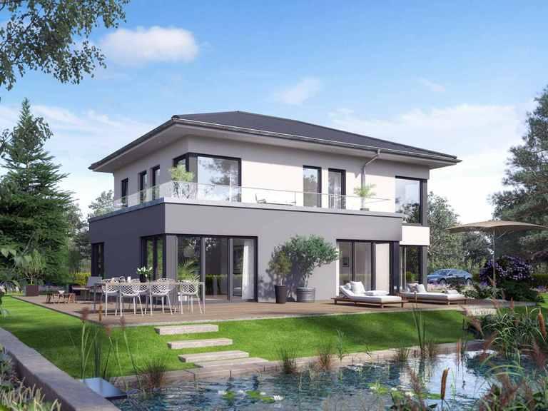 Stadtvilla Selection-E-169 E5 - Schwabenhaus