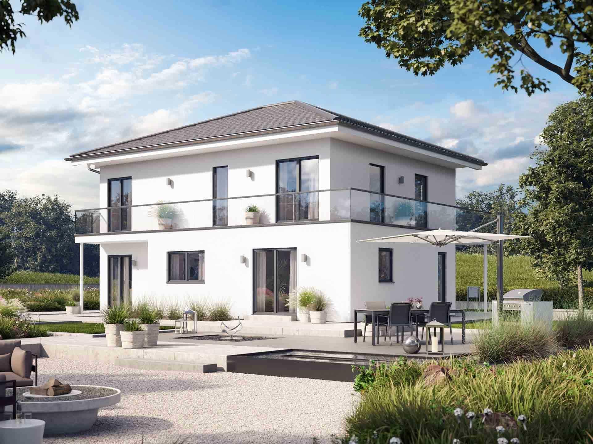 Einfamilienhaus Solitaire-E-165 E8